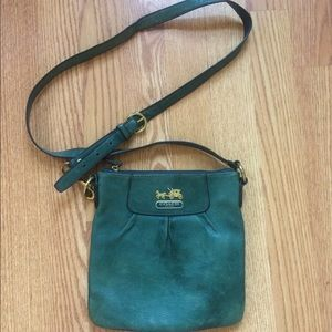 Vintage Coach Madison Crossbody